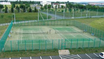 グラウンド・テニスコート