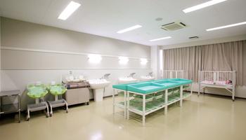 小児・母性看護実習室