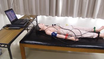 看護実習機器